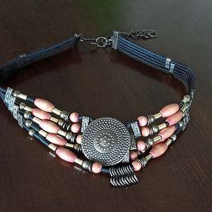 Hand made beads Belt
